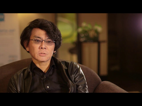 Creative Innovation 2016 Asia Pacific (Ci2016)  - Hiroshi Ishiguro interview on Future of Humanoids
