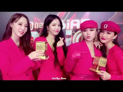 181212 (마마무) MAMAMOO | MAMA 2018 in JAPAN (Fans' Choice) Full Performance and Awards HD