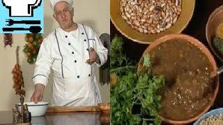 Лобио. Два варианта приготовления. Грузинская кухня. Рецепт ТВ.(Перед приготовлением лобио, нужно перебрать фасоль. Есть два способа приготовления этого грузинского блюд..., 2013-10-04T04:00:01.000Z)