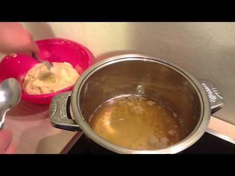 Beignets au fromage blanc - Recette beignets traditionnels