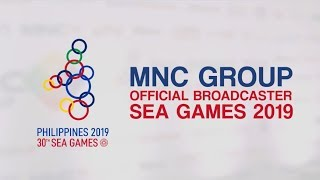 Mnc Group  Broadcaster Sea Games 2019