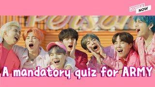 How to register for BTS Fan Café Let s challenge past test questions