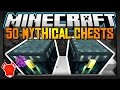 Minecraft | OPENING 50 MINEPLEX MYTHICAL CHESTS!