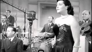 ♫ Nilla Pizzi e L'Orchestra Angelini ♪ Vola Colomba ♫ Video & Audio Restaurati HD