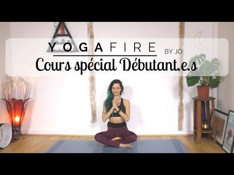 Yoga pour les débutant.e.s ! - Yoga Fire By Jo