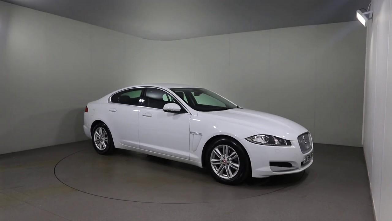 Jaguar XF Luxury - LF64SMV - YouTube