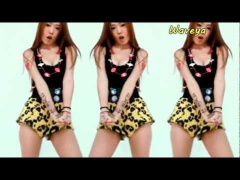 Waveya HyunA ft psy Ice cream k-pop cover dance 웨이브야 현아 안무연습