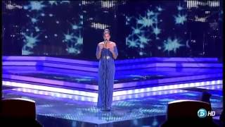 Leona Lewis   Lovebird   Live on The Voice of Spain 2012
