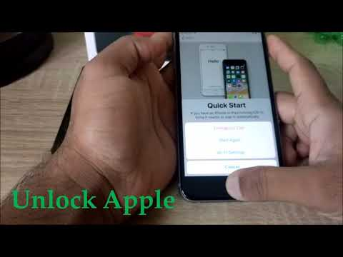 How To Skip/Unlock/Remove iCloud Activation Account For iPHONE/iPAD iOS 6,7,8,9,10,11 2018
