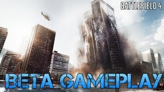 Battlefield 4 | BETA GAMEPLAY | SIEGE OF SHANGHAI - PC Gameplay/Commentary