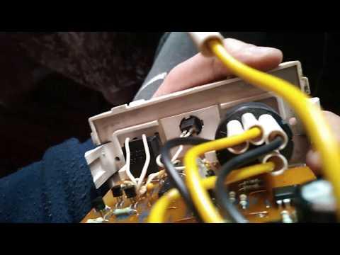 блок управления печки ваз 2112\\2110 Не работает 4 скорость вентилятора
