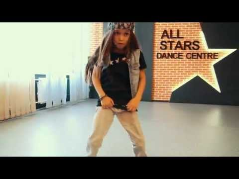 Inna – Diggy Down.Hip Hop Choreography by Лена Ищенко.All Stars Dance Centre 2015