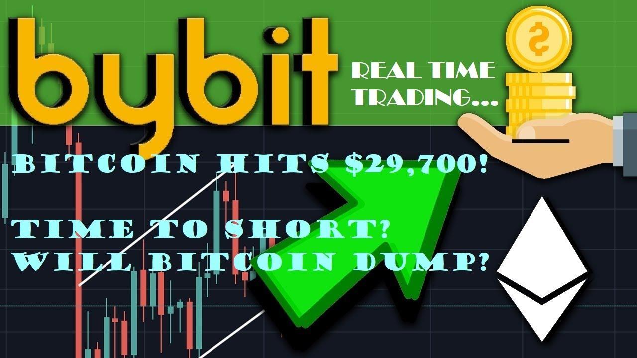live trading bitcoin youtube)