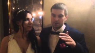 Ведущий Святослав Фомин Отзыв со свадьбы Ирина и Артем