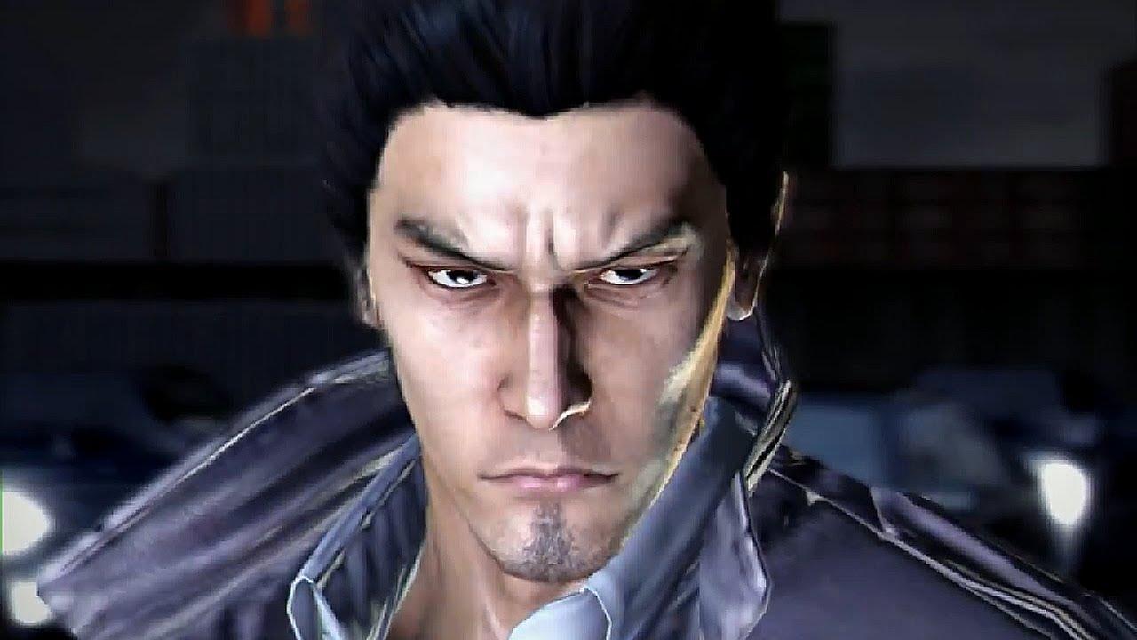 07年铃木大眼摩托(PS3) YAKUZA 5 人中之龙5 东城会百人众vs 桐生一马- YouTube荳蔻年華