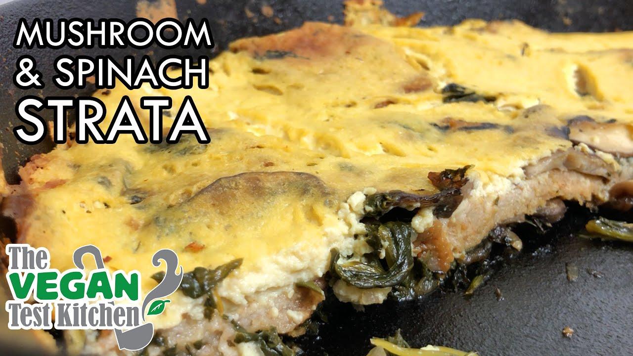 The Kitchen Strata Recipe