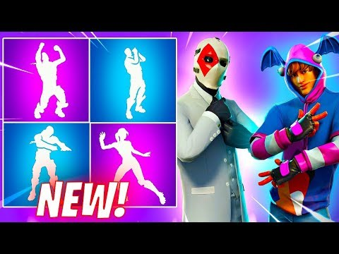 *NEW* Fortnite Leaked Emotes! Vivacious, Hitchhiker, Battle Call, My Idol, Fist Pump