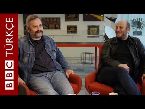 Yönetmen Onur Ünlü ve oyuncu Serkan Keskin BBC'de  BBC TÜRKÇE