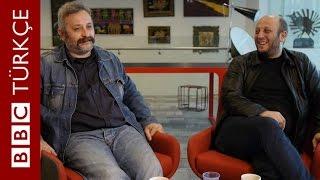 Yönetmen Onur Ünlü ve oyuncu Serkan Keskin BBC'de - BBC TÜRKÇE