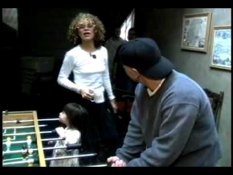 Billie Myers gives a studio tour