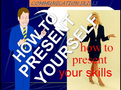 How To Present Yourself,Extraordinary Communication Skills,how To Communicate Effectively