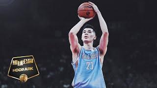 战胜伤病重返赛场!阿不都沙拉木:归来依旧是少年 「篮球公园」| 体坛风云 - YouTube