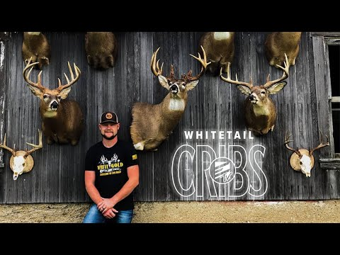 Whitetail Cribs: Central Ohio Whitetail Bucks And Hand Crafted Bourbon Bar