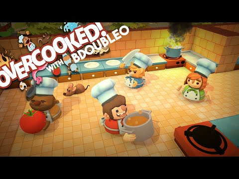 Overcooked with BdoubleO! :: KmyS