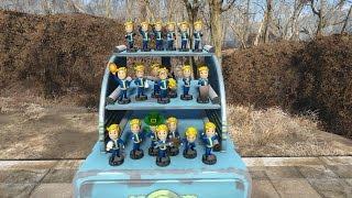 Fallout 4 - Расположение всех Пупсов