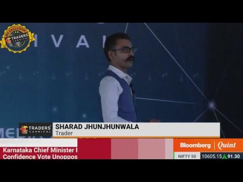 Traders Carnival: Sharad Jhunjhunwala Explains How To Use Gann Indicators