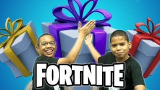 FORTNITE - LAST DAY FOR GIFTING | Challenge Dad Starting Fortnite PC Grind Day 5 | Open Lobby