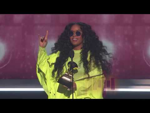 H.E.R. Wins Best R&B Album Presented by BTS | 2019 GRAMMYs Acceptance Speech Mp3