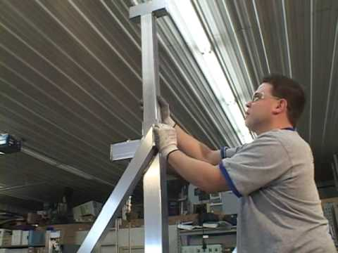 sc 1 st  YouTube & ShoreMaster Canopy Frame and Vinyl - YouTube