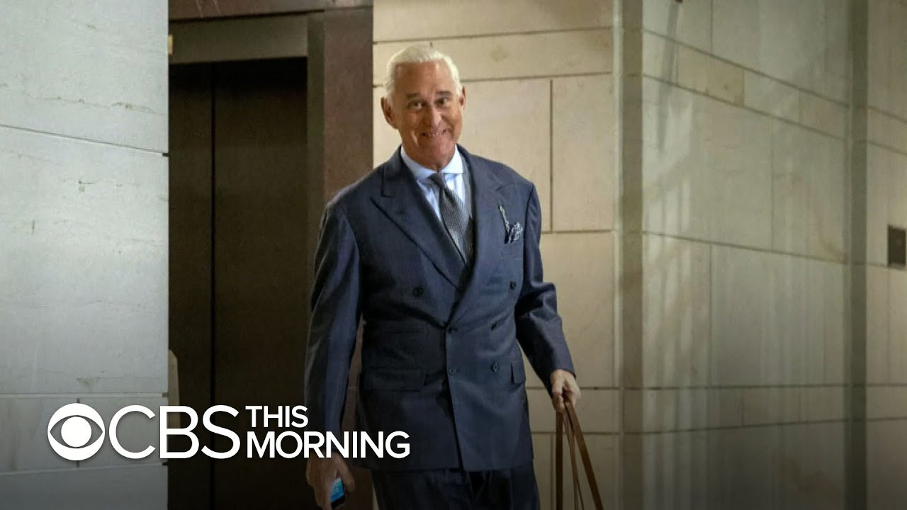 In reversal, Justice Department says Roger Stone should go to ...