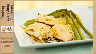 Dubliner Cheese Stuffed Chicken | Kerrygold Cheese Recipe