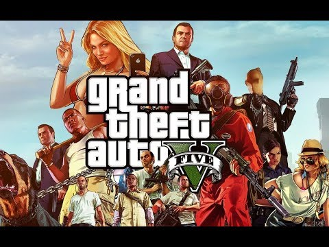Grand Theft Auto 5 (ps3) [ En español ]  Modo Historia thumbnail