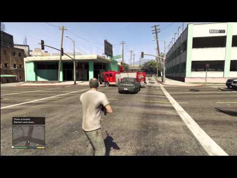 GTA 5 Guns: MG Fully Custom All Gold (Sub Machine Guns) Gameplay Review