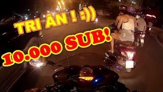 MotoVlog VietNam | Nha Trang 21 - [TRI ÂN] GIẢI ĐÁP VẤN ĐỀ REUP YOUTUBE - CBR150