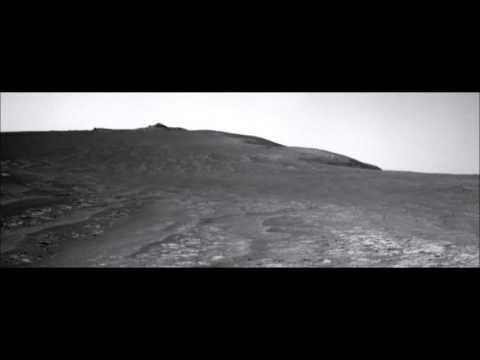 Piramide sul pianeta Marte: ecco foto ad alta risoluzione e filmato YouTube
