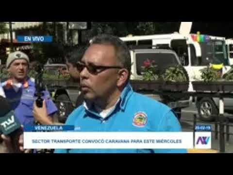 Transportistas denuncian que por no reconocer a Nicol�s Maduro, no reciben insumos