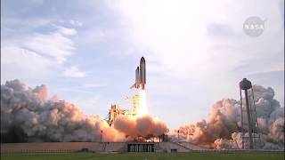 SPACE SHUTTLE Launches : Compilation of NASA Videos showing launches of various Space Shuttles.