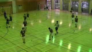 ハンドボールhandball 麻布大学×自治医科大学 前半 2