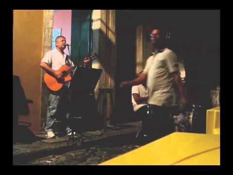 """Popular Brazilian Music"" (MPB) 2 in Salvador Old City, Bahia, Brazil - Marcos Briolli"