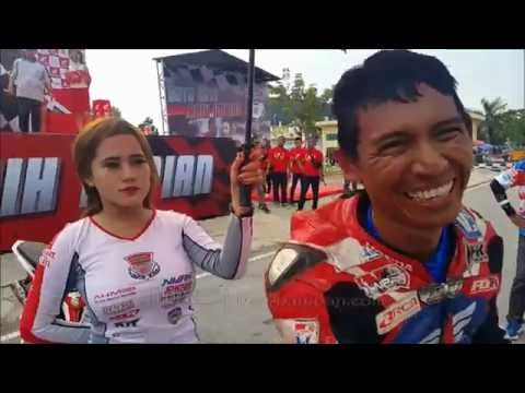 Honda Sonic 150R HDC 2 Pekanbaru Riau. Deri Juara !