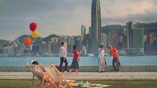 360 Hong Kong Moments – enhance the extraordinary against a view less ordinary