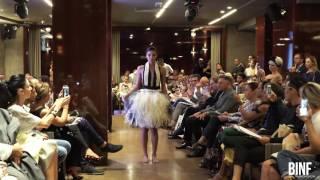 Fashion week Milan BINF Murielle Kabile
