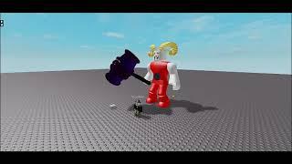 Roblox Animation NPC BOSS (TEST 001)