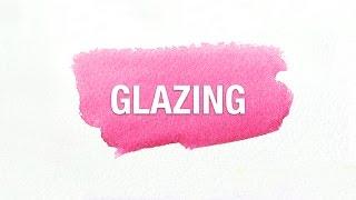 Gambar cover Watercolor Tips: Glazing