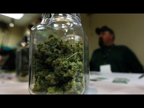 Supreme Court Opts Out Of Being States' Pot Referee - Newsy