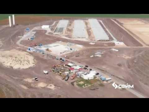 Строительство двух свинокомплексов «Мираторга» в Курской области приостановлено